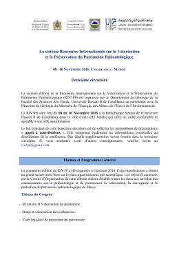 colloque RIV3P6
