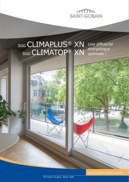 sgg climaplus® xn sgg climatop® xn