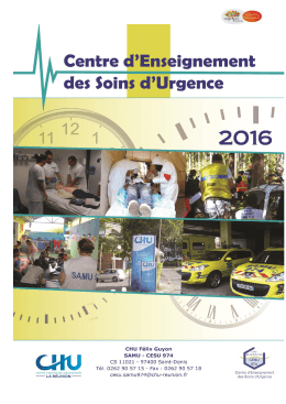 Catalogue de formation 2016