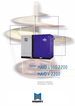 MAVD 1500-2200 MAVD-V 2200
