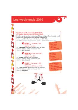 Téléchargez le PDF des stages 2016