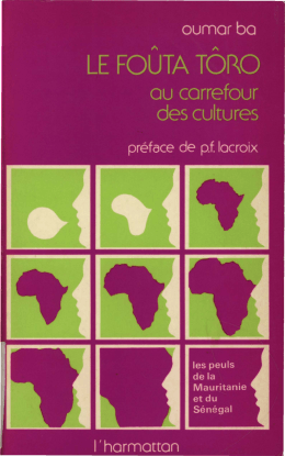 LE FOÛTA TÔRO au carre/ our des cultures