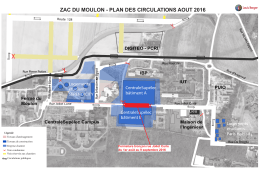 plan de déviation circulations aout16