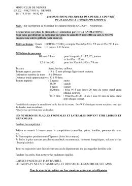 MOTO CLUB DE NEPOUI