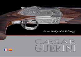 Catálogo - Caesar Guerini