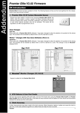 Premier Elite V3.02 Firmware
