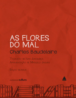 As Flores do Mal - Biblioteca Digital Soares Basto