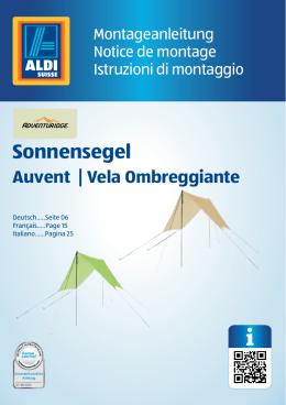Sonnensegel - ALDI SUISSE AG
