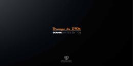 Série limitée Orange by B.R.M
