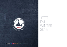jott fall winter 2016