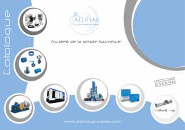 Catalogue - ALPHAS   Algérie pompes et accessoires services