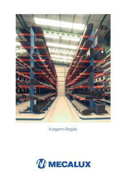 Kragarm-Regale GER