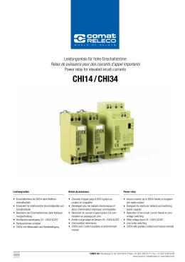 CHI14 / CHI34