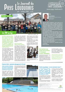 Pays Loudunais n°25 - Communauté de communes du Pays