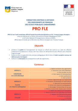 PRO FLE - La France en Ukraine