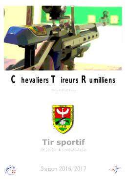 Chevaliers Tireurs Rumilliens Tir sportif