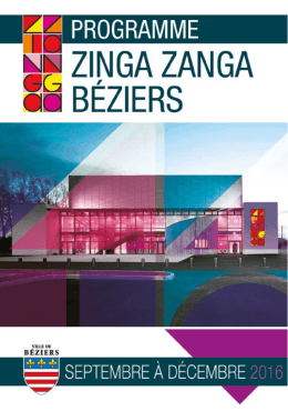 Télécharger le programme Zinga Zanga de