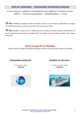 CLPM SL — 14 chemin de Beauséjo