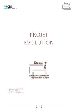 projet - Portfolio Maxime VAUDEL