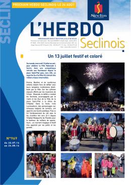 l`hebdo - Site officiel de la ville de Seclin