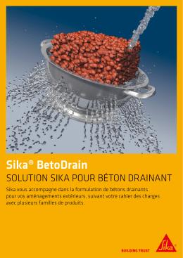 Sika BetoDrain