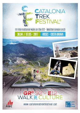 Programme CTF - Catalonia Trek Festival