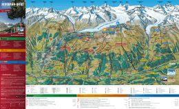 Bergbahn-Infos Sommer 2016