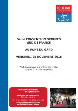 S`inscrire à l`événement - Sud de France Développement
