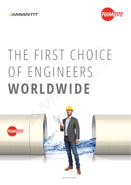 THE FIRST CHOICE OF ENGINEERS WORLDWIDE