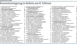 Kelmis - GrenzEcho