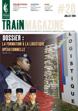 Train Mag 20 - Arme du train