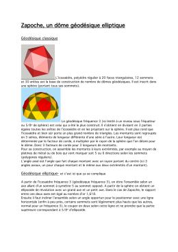 Géodésique elliptique