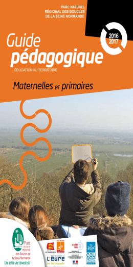 Télécharger le document - Guide pédagogique primaire 2016