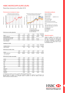 FR0000428732 - HSBC Global Asset Management France