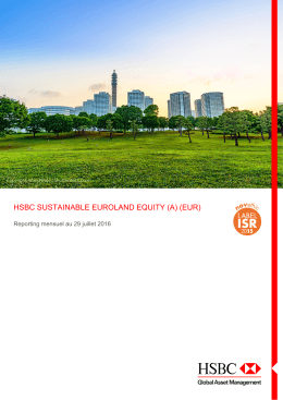 hsbc sustainable euroland equity (a) (eur)