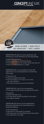 OHNE KLEBEN | NON COLLÉ NO ADHESIVES | NIET LIJMEN