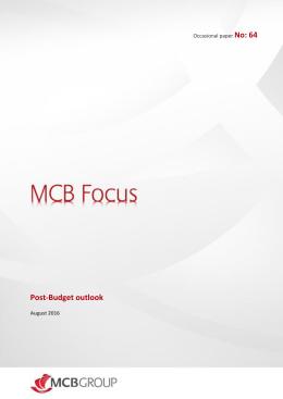 MCB Focus No. 64PDF 1MB