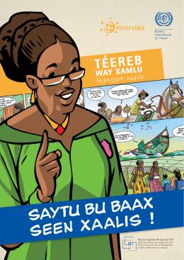 Education financière au Sénégal  pdf - 16.2 MB