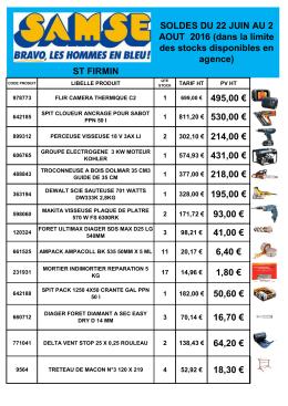st firmin 495,00 € 93,00 € 41,00 € 6,40 € 1,80 € 50,60 € 16