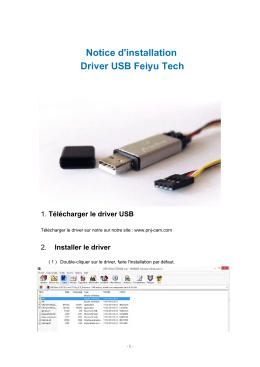 driver USB feiyu
