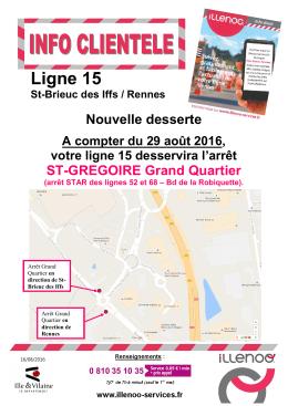 Ligne 15 - Illenoo