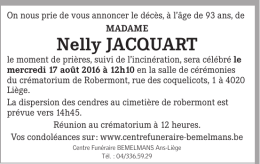 Nelly JaCQUaRT - ingedachten.be