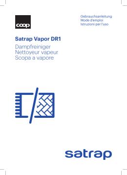 Nettoyeur vapeur Vapor DR1