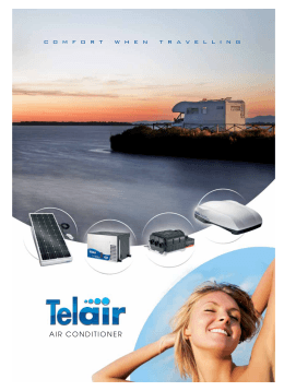Catalogo telair - teleco sat equipment