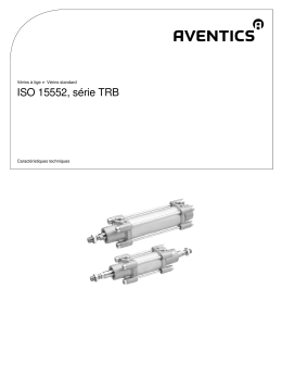ISO 15552, série TRB
