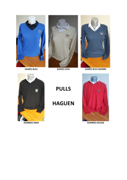 pulls haguen - La Tradition du Golf