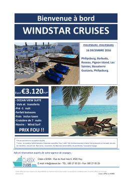 d`info - Classix Cruises