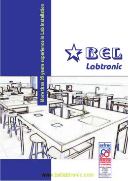 BEL General Catalog 2010