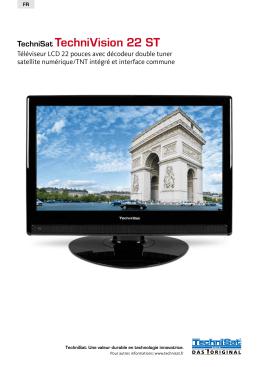TechniSat TechniVision 22 ST