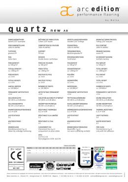 quartz new AB